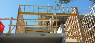 Carpentry and Plastering works for 29 Apartments in Kew